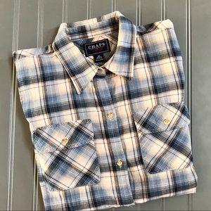 Women's Chaps Western Shirt Size M